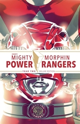Picture of Mighty Morphin Power Rangers HC Year Two Deluxe Edition