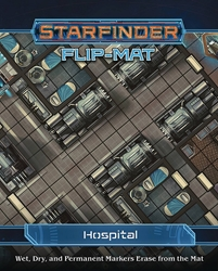 Picture of Starfinder Hospital Flip-Mat