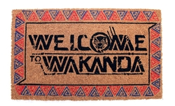 Picture of Black Panther Welcome to Wakanda Doormat