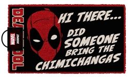 Picture of Deadpool Chimichangas Doormat