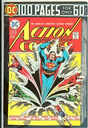Picture of Action Comics #437