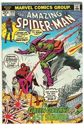 Picture of Amazing Spider-Man #122