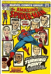 Picture of Amazing Spider-Man #121