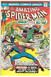 Picture of Amazing Spider-Man #141
