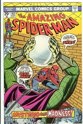 Picture of Amazing Spider-Man #142