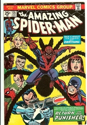 Picture of Amazing Spider-Man #135