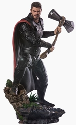 Picture of Thor Avengers Infinity War Iron Studios Battle Diorama Statue