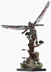 Picture of Falcon Avengers Infinity War Iron Studios Battle Diorama Statue
