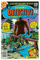 Picture of Detective Comics #480