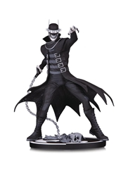 Picture of Batman Who Laughs Black and White Statue