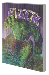 Picture of Immortal Hulk Vol 01 SC Or Is He Both