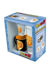 Picture of Dragon Ball Z Glass Gift Set