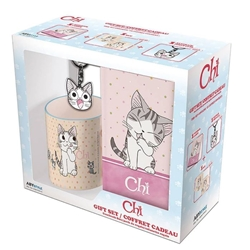 Picture of Chi's Sweet Home Notebook, Mug, and Keychain Gift Set