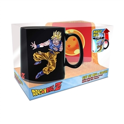 Picture of Dragon Ball Z Heat Changing Mug and Coaster Gift Set