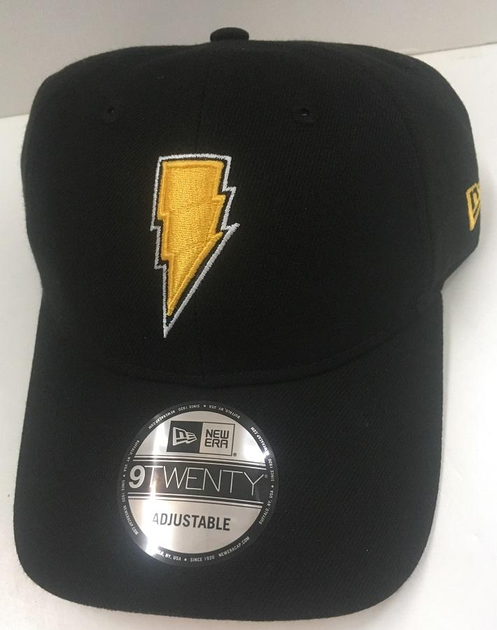 fcdb0fda63115 Bedrock City Comic Company. Shazam 920 New Era Black Cap