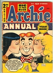 Picture of Archie Annual #2