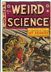 Picture of Weird Science #17