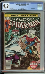 Picture of Amazing Spider-Man #163