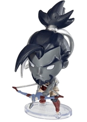 Picture of Overwatch Demon Hanzo Halloween Terror Cute But Deadly Vinyl Figure