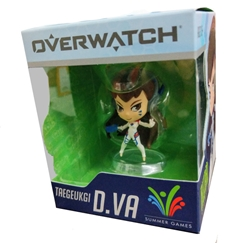 Picture of Overwatch Taegeukgi D.Va Summer Games Cute But Deadly Vinyl Figure