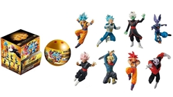 Picture of Dragon Ball Z Buildable Figure in Gacha Ball