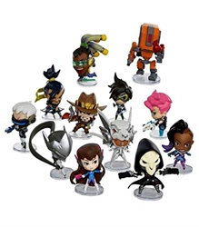 Picture of Overwatch Cute But Deadly Series 4 Vinyl Figure Blind Box