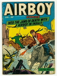Picture of Airboy Comics V7 #12