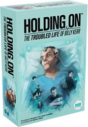 Picture of Holding On The Troubled Life of Billy Kerr Board Game