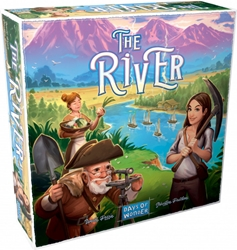 Picture of The River Board Game