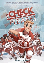 Picture of Check Please Hockey GN VOL 01 Signed