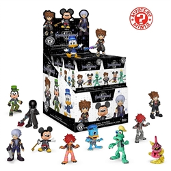 Picture of Kingdom Hearts 3 Mystery Mini Figure Blind Box