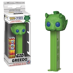 Picture of Pop Star Wars PEZ Greedo Candy and Dispenser
