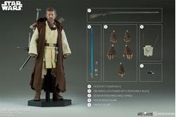 Picture of Star Wars Obi-Wan Kenobi Mythos Sixth Scale Figure