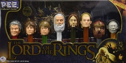 Picture of Lord of the Rings Pez Collector's Series
