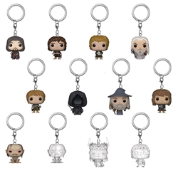 Picture of Funko Mystery Mini Lord of the Rings Vinyl Figure Keychain