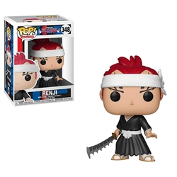 Picture of Pop Animation Bleach Renji Vinyl Figure