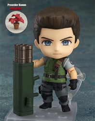 Picture of Biohazard Chris Redfield Nendoroid Figure