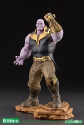 Picture of Thanos Infinity War ArtFX+ Statue