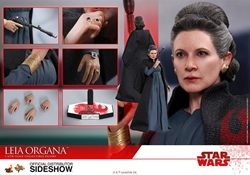 Picture of Star Wars Leia Organa Episode 8 Sixth Scale Hot Toys Figure