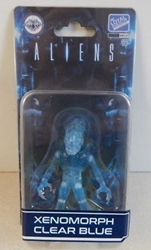 Picture of Aliens Xenomorph Clear Blue Loyal Subjects Figure