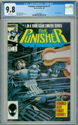 Picture of Punisher Limited Series #1