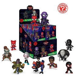 Picture of Marvel Animated Spider-Man Mystery Mini Vinyl Figure