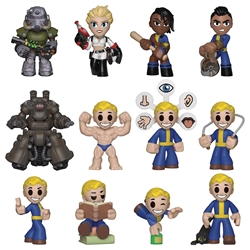 Picture of Fallout Series 2 Mystery Mini Vinyl Figure