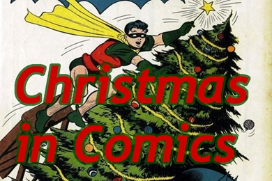 Christmas in Comics