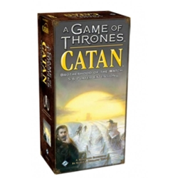 Picture of Catan Game of Thrones Brotherhood of the Watch Board Game Expansion