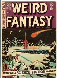Picture of Weird Fantasy #12
