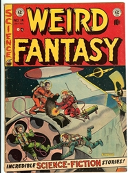 Picture of Weird Fantasy #14