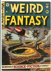 Picture of Weird Fantasy #11
