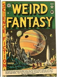 Picture of Weird Fantasy #17