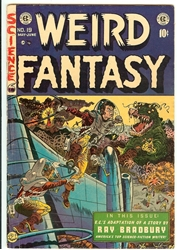 Picture of Weird Fantasy #19